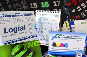 productos calendarios